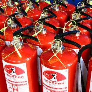 Огнетушители ОВЭ (воздушно-эмульсионные)