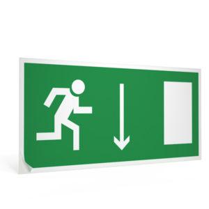 znak-e-09-ukazatel-dveri-evakuatsionnogo-vykhoda-pravostoronnij-15x30-sm